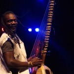 Diali Cissokho performing